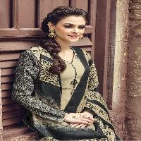 Sargam Rose Winter Collection Dress material Supplier