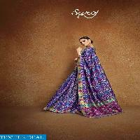Saroj Vintage Wholesale Silk fabrics Ethnic Saree