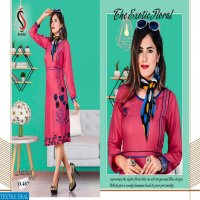 SS Anchal vol-3 Wholesale Ready Made Tunics