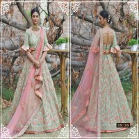Peafowl Vol-76 Wholesale Bridal Lehenga Choli