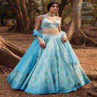 Stylishta Anita Vol-2 Wholesale Designer And Fancy Lehengas Choli