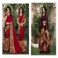 Kodas Avantika Vol-31 Wholesale Full Saree With Lace