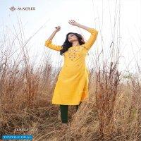Mayree Albeli Vol-2 Wholesale 14 kg Reyon Long Kurtis