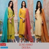 Ganga Deeba S0463 Wholesale premium Cotton Dress