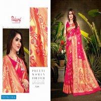 Patang Shraddha Wholesale Silk Based Sarees