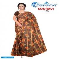 Mansarover Souravi Wholesale Chiffon Panetar Sarees