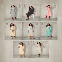 Deeptex Elegance Vol-3 Wholesale Long Kurtis