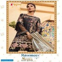 Fepic Rosemeen Maria B Black Buster Wholesale Pakistani Concept Dress