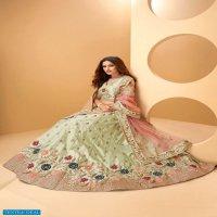 Alizeh Sangeet Vol-2 Wholesale Designer Lehengas