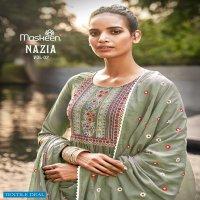 Maskeen Nazia Vol-2 Wholesale Full Stitched Dress