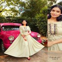 Aradhna Cinderella Vol-1 Wholesale Anarkali Long Kurtis