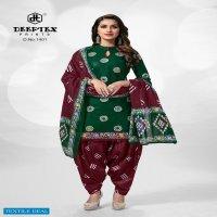 Deeptex Batik Plus Vol-14 Wholesale Cotton Printed Dress Material