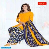 Kuber Geet Patiyala Vol-9 wholesale Printed Dress Material