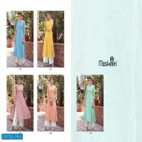 Maskeen Monsoon Vol-3 Wholesale Lucknowi Work Kurti With Pants