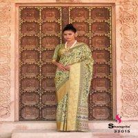 SHANGRILA PRESENT SHLOKA VISCOSE DIGITAL WITH KASHMIRI KALAMKARI PRINTS ON SOFT VISCOSE WEAVING FABRIC