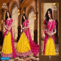 Shivali Riwazz Vol-3 Wholesale Designer Ready Made Lehengas