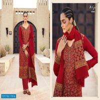 LT Winter Weave Wholesale pashmina Jacquard Salwar Kameez