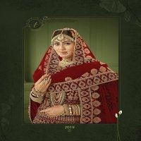 Senhora Peplum Bridal Heritage Vol-8 Wholesale Designer Lehengas