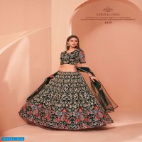 Alizeh Wedding Affair Vol-2 Wholesale Designer Wedding Lehengas