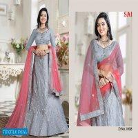 Sai 1001 To 1010 Wholesale Designer Lehengas Catalogs