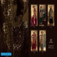 Arya Noorani Saga Vol-2 Wholesale Festive Salwar Kameez