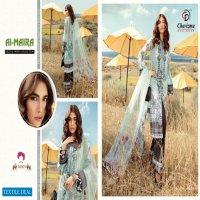 Charizma Al-maira Wholesale Pakistani Concept Dress Material