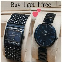 Combo Watch Buy 1 And Get 1 Free Ladies Watch At Wholesale Rate