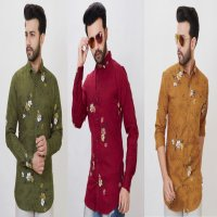 Cotton full sleeves mans shirt wholesale in india