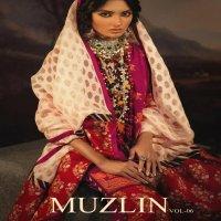 Deepsy Muzlin Vol-6 Wholesale Two Type Dupatta Catalog
