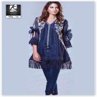 Designer Luxury Tunic Z S vol 14 wholesale in india