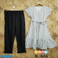 FD Rang Vol-52 Wholesale Shopping Full Stitched Western Top And Pant