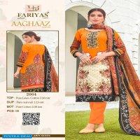 Fariyas Aaghaaz Vol-2 Wholesale Pure Lawn Dress Material