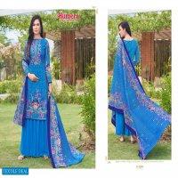 Gul Ahmed Humera Vol-1 Wholesale Pure Lawn Mal Mal Dupatta Dress Material