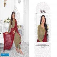 Lavina Nx Vol-8 Wholesale Straight Long salwar Kameez