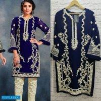 Maryams Designer LPC-24 Wholesale Designer Tunics With Pant