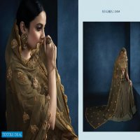 Mugdha Silky Wholesale Silky Satin Festive Salwar Kameez