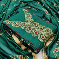 NEW DESIGN UNSTICHED DRESS MATERIALS WHOLESALE IN INDIA