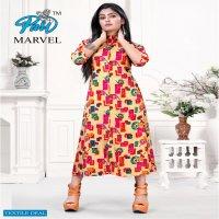 Pari Marvel Wholesale 14 kg Reyon Kurtis