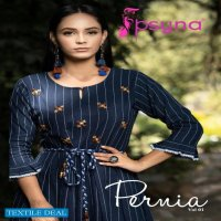 Psyna Pernia Wholesale Shopping Anarkali Kurtis Catalog