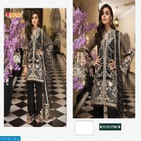 ROSEMEEN ATTRACTION BY FEPIC GEORGETTE NET PAKISTANI SUIT CONCEPT