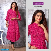 Rangmaya Shibani Vol-2 Wholesale Fancy Kurtis
