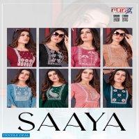 Rung Saaya Wholesale Short Western Concept Tops
