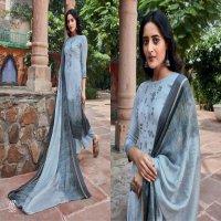 Sahiba Heer Wholesale Pashmina print Embroidery Salwar Kameez