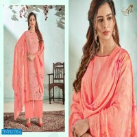 Vouch Ul-Adha Wholesale Pure Jaam Satin Casual Dress