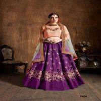 Zeel Culture Wholesale Designer Lehengas Catalogs