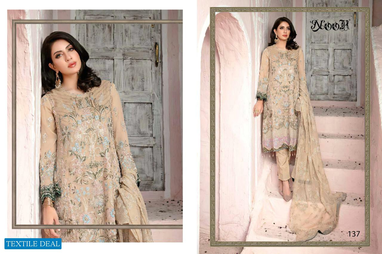 Noor Chevron Vol-3 Wholesale Pakistani Concept Dress