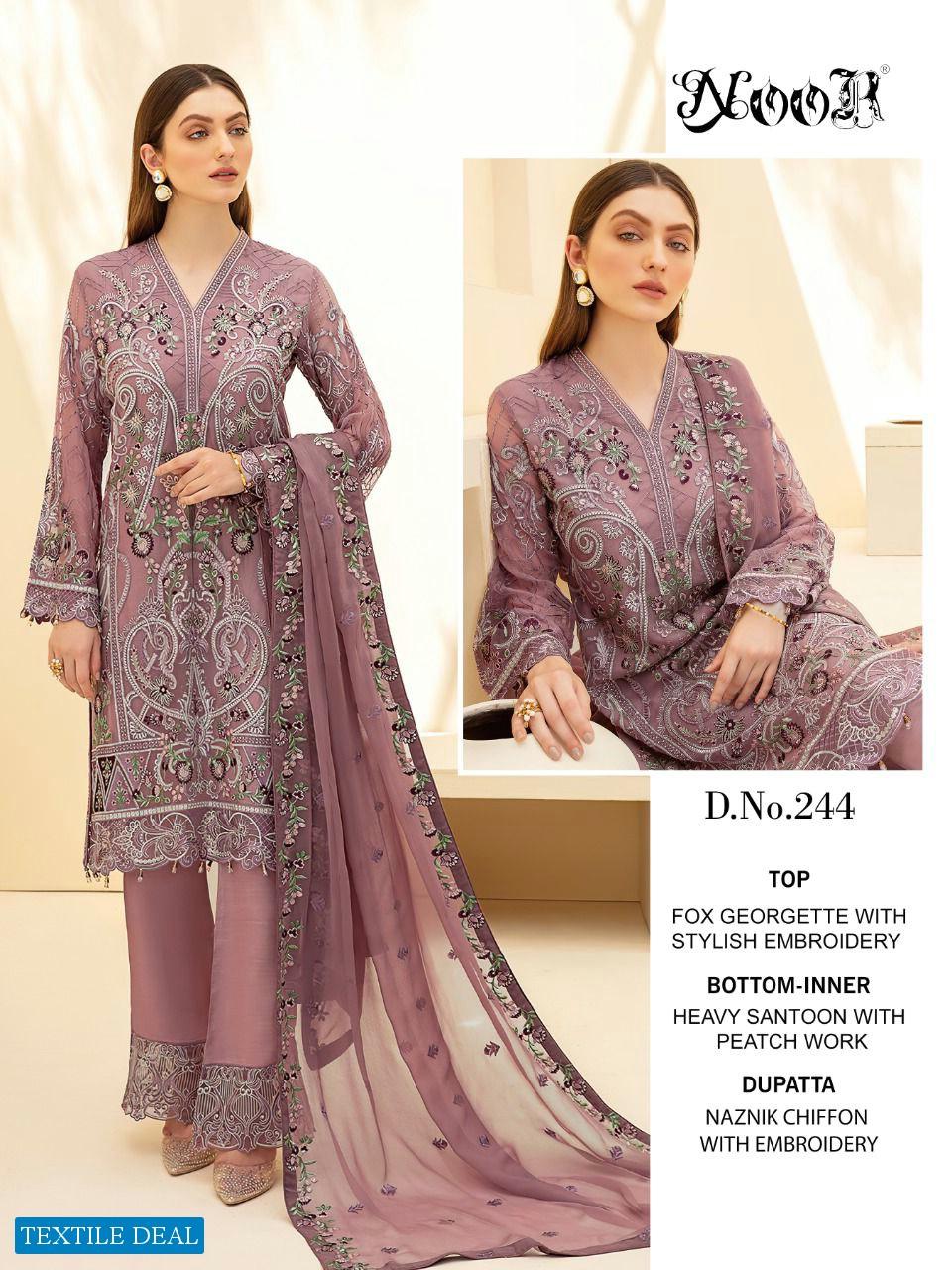 Noor Minhal Vol-2 Wholesale Pakistani concept Dress
