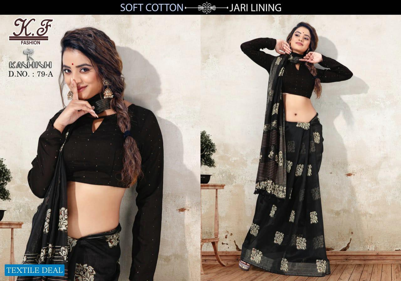 Kalpatru Fashion 79 Colour Wholesale Ethnic Sarees