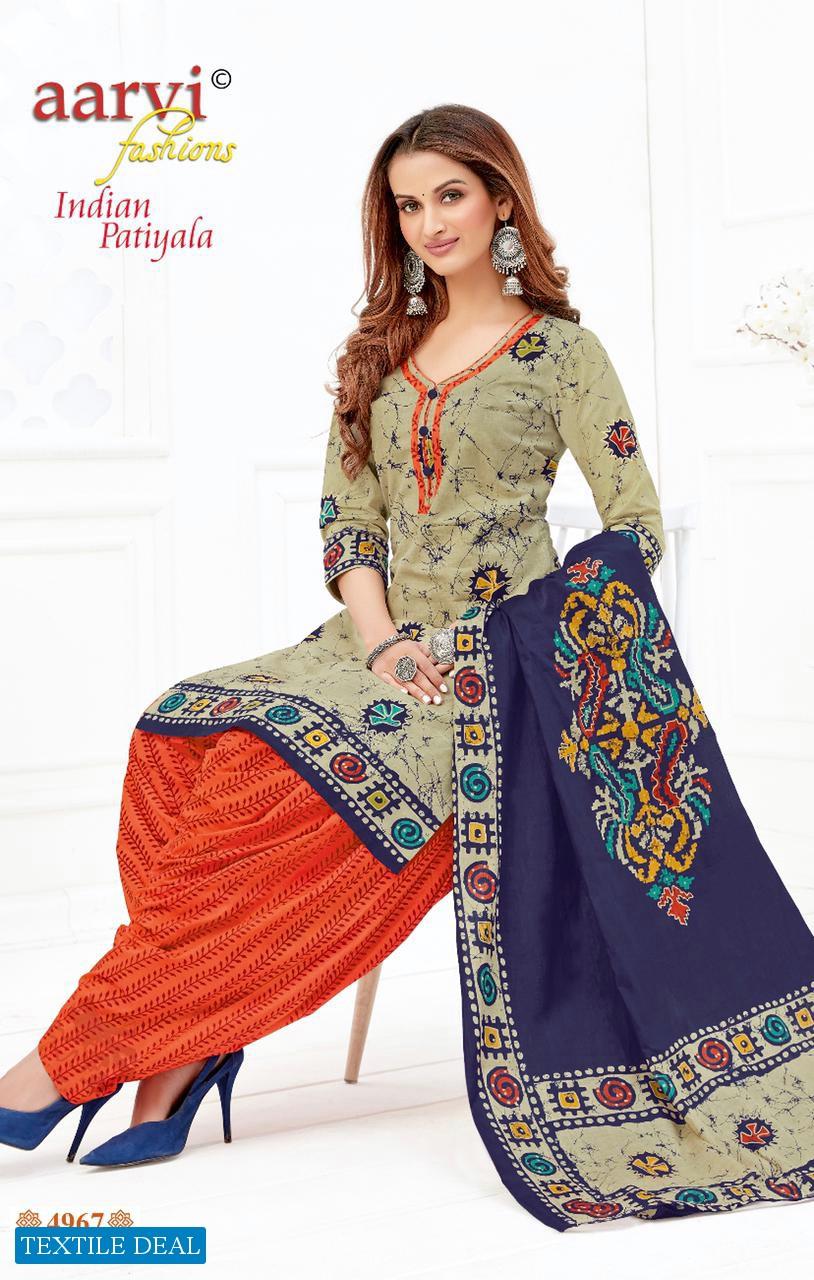 Aarvi Indian Patiyala Vol-1 Wholesale Formal patiyala Dress