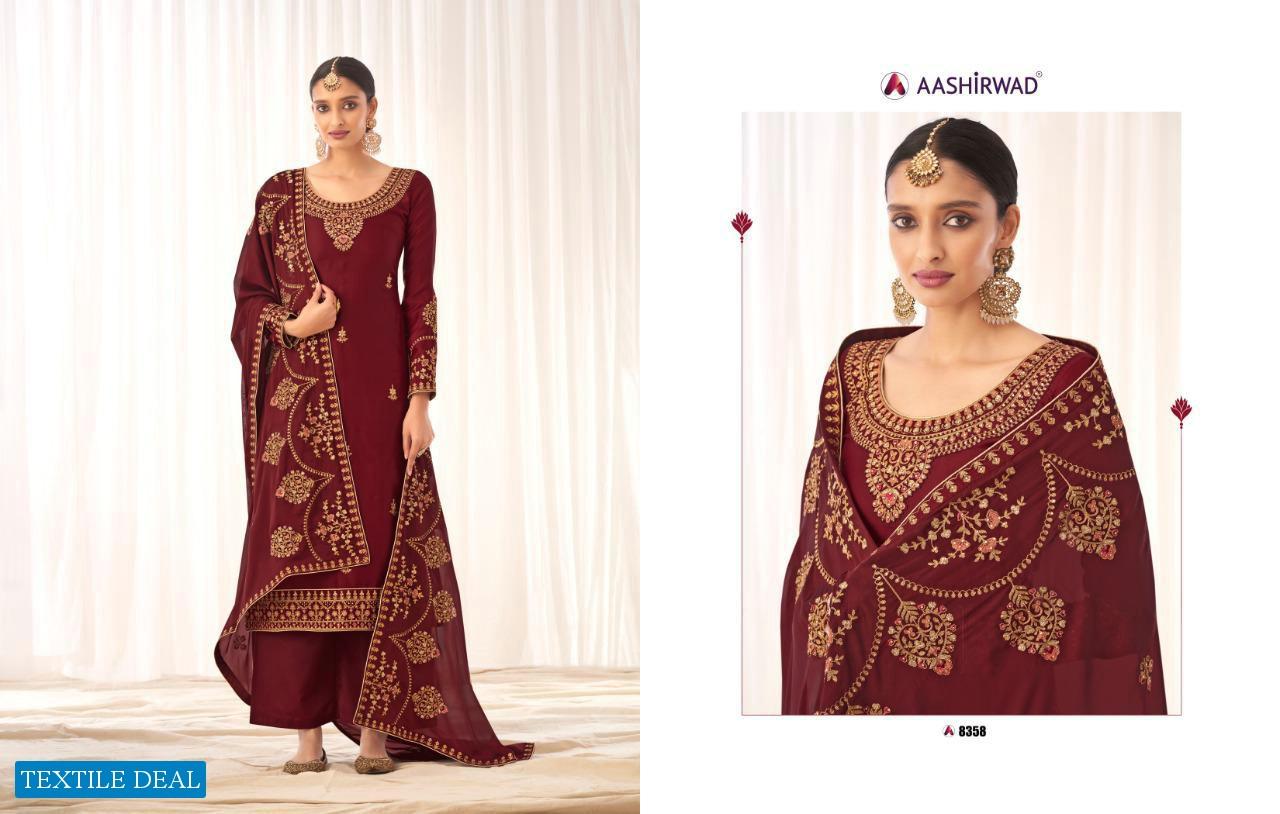 Aashirwad Rashmi Wholesale Ethnic Dress